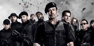 film laga yang dibintangi iko uwais sylvester stallone lewat expendables 3 ingin saingi the raid