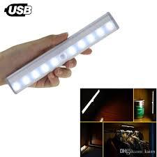 stick on lights for closets online cheap led cabinet motion sensor under closet lights bar usb