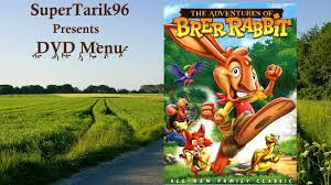 adventures of rabbit the adventures of brer rabbit dvd menu