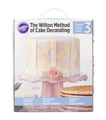 Wilton Cake Decorating Classes Cake Decorating