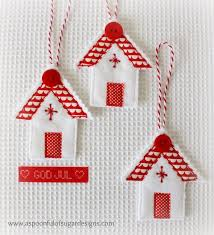 christmas home made decorations christmas house ornaments a spoonful of sugar
