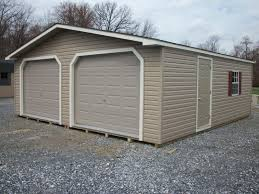 2 Car Garages by Amish Built 2 Car Garages In Elizabethtown Pa Lancaster County