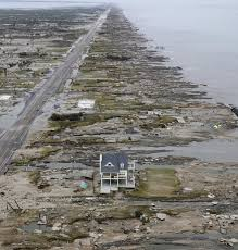 hurricane ike survivor the only thing left standing gilchrist
