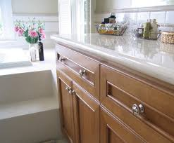 Recessed Kitchen Cabinets New Recessed Drawer Pulls U2014 The Homy Design