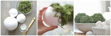 Moss Vase Filler Diy Moss Balls