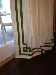 lovely trim on curtains decor with 25 best navy and white curtains