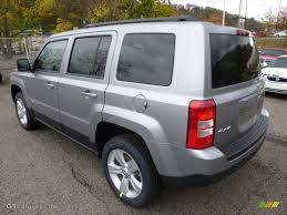 silver jeep patriot 2015 2015 billet silver metallic jeep patriot latitude 4x4 98348068
