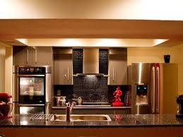 wood prestige square door pacaya kitchen layout with island