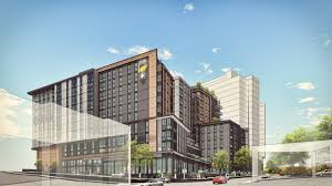 Barnes And Noble Lafayette Indiana State Street Highrise Passes First Downsizing Vote Wbaa