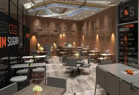 coffee shop bakery concept design space lift design