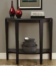 Hallway Accent Table Monarch Specialties Cappuccino 36x12 Console Accent Table I