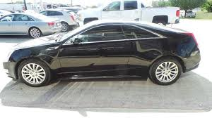 2011 cadillac cts performance coupe 2011 cadillac cts coupe performance for sale in tx from