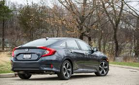 honda civic 2018 honda civic engine and transmission review car and driver