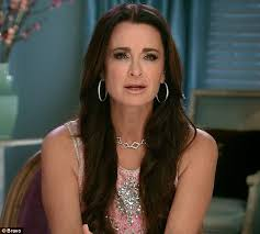 kyle richards hair extensions real housewives of beverly hills kim and kyle richards give