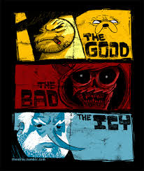The Good The Bad And The Ugly Meme - the good the bad and the icy by jeff aka stray on deviantart