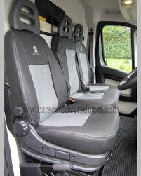 Peugeot Boxer Seat Covers Car Seat Covers Direct Tailored To