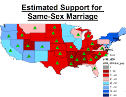 Marriage Equality Map World by Polling On Same Marriage Proves Obama Is Safe And The Trend