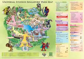 Universal Park Map The Billingham Blog A Touring Guide To Universal Studios Singapore