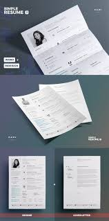 Indesign Resumes Professional And Creative Resume Cv Design Word Indesign
