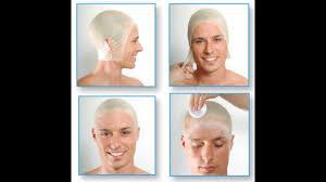 professional bald cap bald caps tutorial