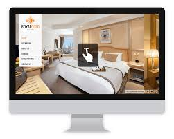 Luxury Design by Royalgold A Luxury U0026 Responsive Hotel Or Resort Theme For