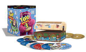 amazon toy story ultimate toy box collection blu ray dvd