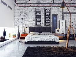 Beautiful Bedroom Ideas by Interior Designs Industrial Interior Design For Amazing Home