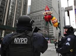 security tight for nyc thanksgiving parade