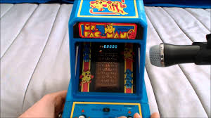 Ms Pacman Cabinet Dbpg Ms Pac Man Mini Arcade Review Youtube