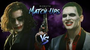 Dark Knight Joker Halloween Costume Joker The Dark Knight Vs Joker Squad Youtube