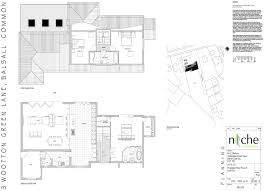 renovation of bungalow niche architecture