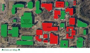 Unc Map Unc Charlotte Facilities Conditions Customer View Crdm Map
