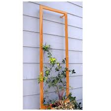 amazon com terra trellis ina wall trellis sr kumquat orange