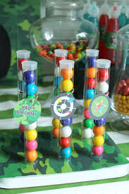Gumball Party Favors Paintball Birthday Party Darling Darleen A Lifestyle Design Blog