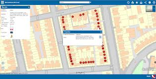 Find House Floor Plans By Address Gis Land And Property Management Software Cadcorp
