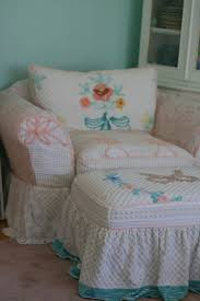 decorating shabby chic slipcovers shabby chic sofa slipcover