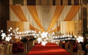wedding backdrop gold 3x6m white and gold wedding backdrop drapes for wedding curtains