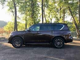 road test 2017 infiniti qx80 limited the intelligent driver