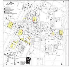 Ohio University Map Maps The University Of Akron