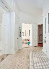deco scandinave en ligne le parquet blanchi pour une déco 100 scandinave marie claire