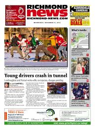 lexus of richmond service coupon richmond news december 21 2016 by richmond news issuu
