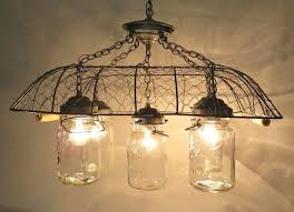 Glass Bottle Chandelier How To Make A Glass Bottle Chandelier How To Make A Glass Jar