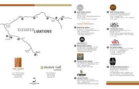 Map Of Aspen Colorado by Elevated Libations Package The Gant Aspen Hotel U0026 Resort
