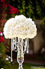 Glass Vases For Weddings Glamorous Silk Flower Centerpieces Perfection With All Tall