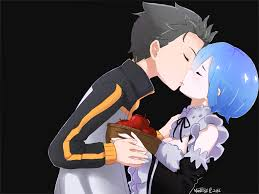 rem rem x subaru by kenkaizar on deviantart