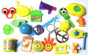 Favor Toys by 100 Pcs Unisex Loot Bag Pinata Toys Fillers Lucky