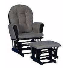 Black Rocking Chair For Nursery Nursery Rocking Chairs Nursery Gliders Sears