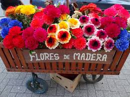 flowers for sale delicate wooden flowers for sale photo