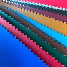 Upholstery Fabric Faux Leather By The Yard Faux Leather Upholstery Craft Fabrics Ebay