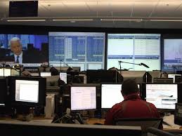 One Room A Look Into Delta U0027s Operations Control Center Business Insider